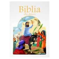 Biblia dla Dzieci Chrzest Komunia Roczek