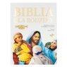 Biblia dla rodziny Chrzest Urodziny Komunia 2