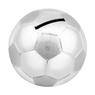 Posrebrzana skarbonka piłka nożna Chrzest Grawer 5